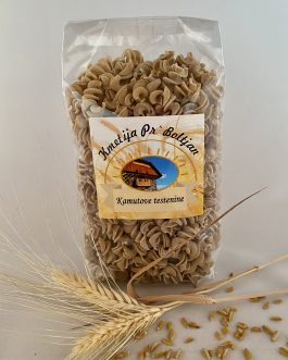 KAMUTOVE TESTENINE 400g (pšenica khorasan)